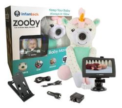 Zooby Video And Audio Baby Monitor