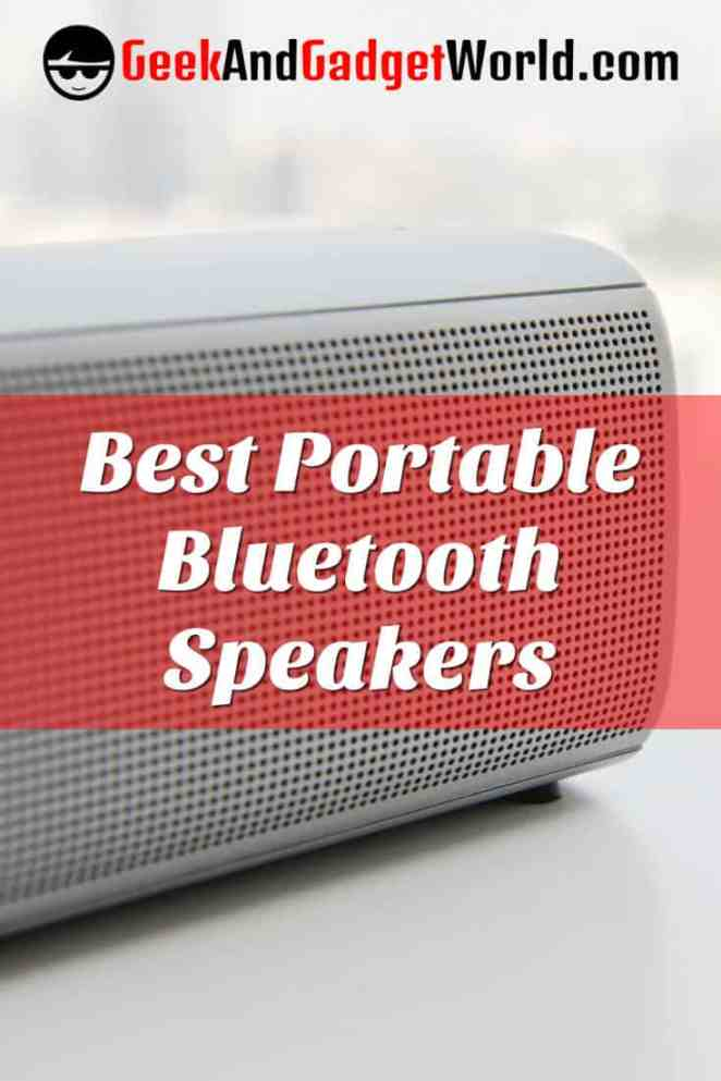 Best Portable Speakers Reviews Pinterest