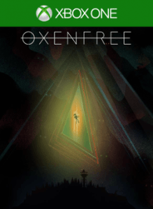 Oxenfree Xbox One Cover