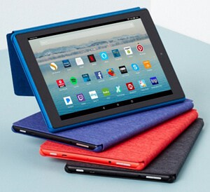 All New Fire HD 10 Tablet 2