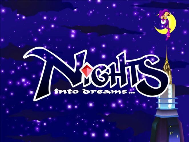Nights Into Dreams Cover