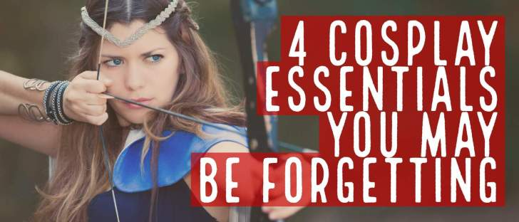 Cosplay Essentials Featured Image