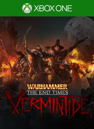 Warhammer The End Times Vermintide Boxshot