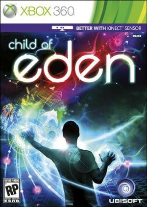 Child Of Eden Boxshot