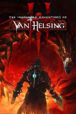 Van Helsing Iii Cover