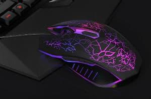 VersionTech Ergonomic Optical USB Gaming Mouse 2
