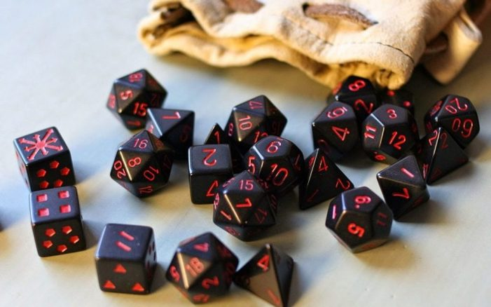 The Best D&D Dice and Dice Sets: 20209 Buyer's Guide | Geek + Leisure