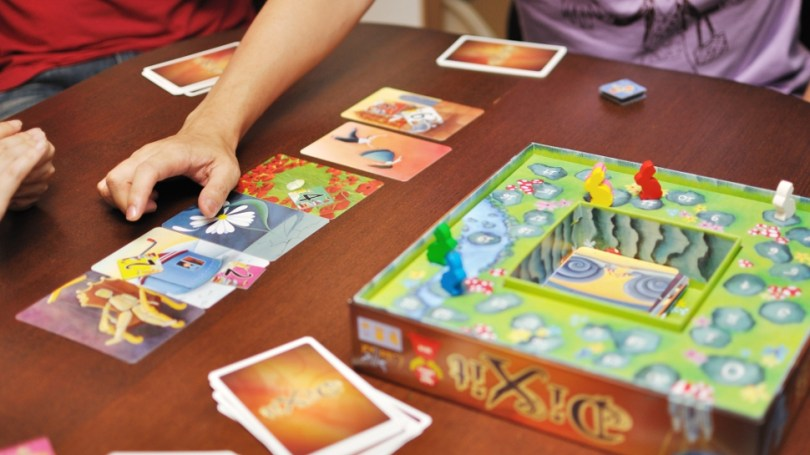 10 Great Games for TableTop Beginners   Geek and Sundry Dixit