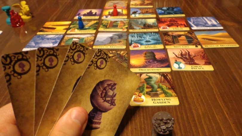 10 Great Games for TableTop Beginners   Geek and Sundry