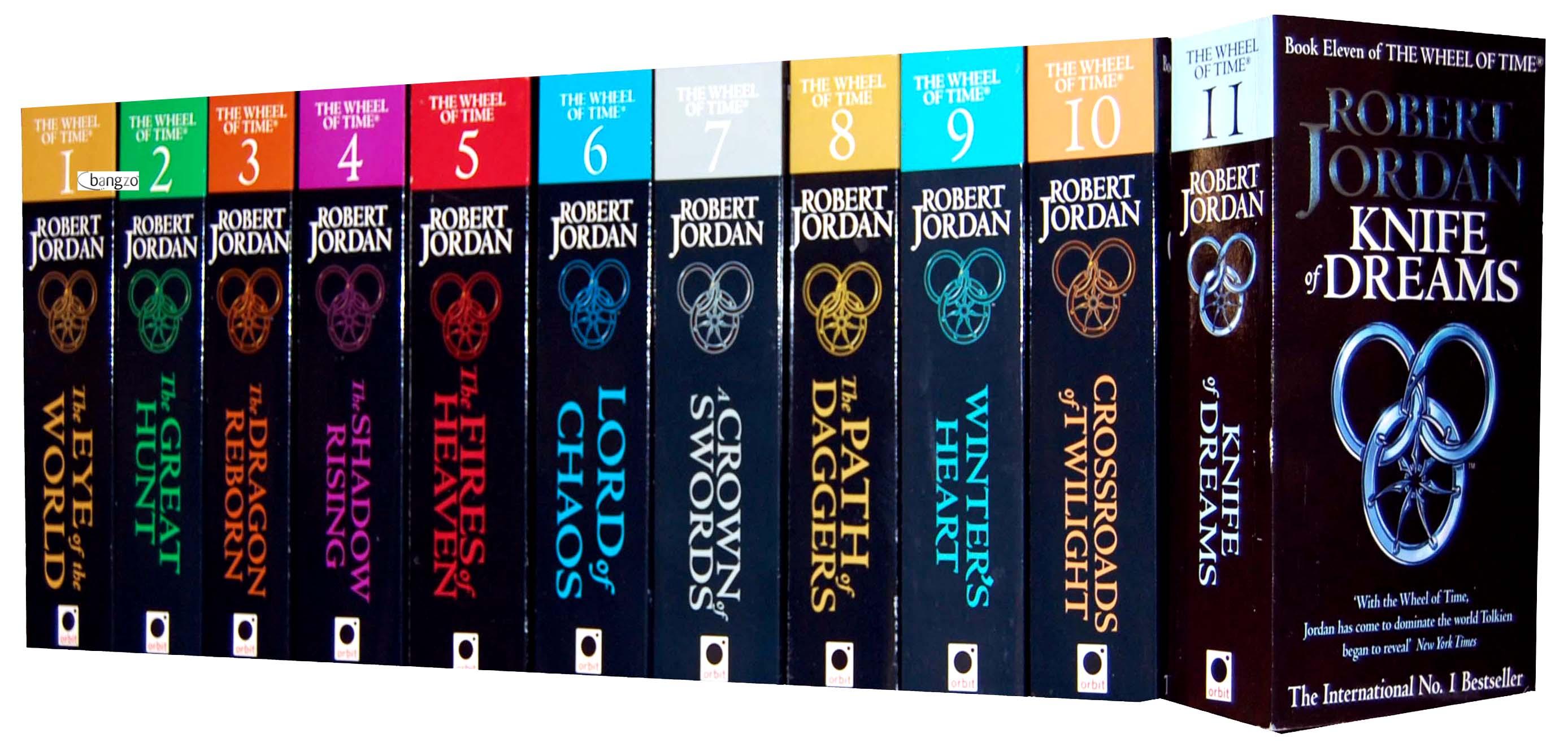 "Vaizdo rezultatas pagal užklausą ""robert jordan book series new edition"""