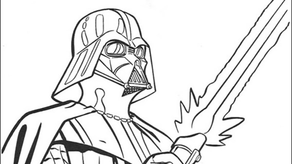 star wars printable coloring pages # 1