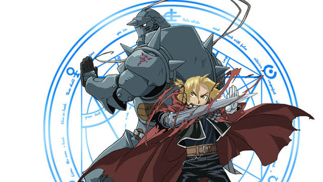 Image result for fullmetal alchemist brotherhood