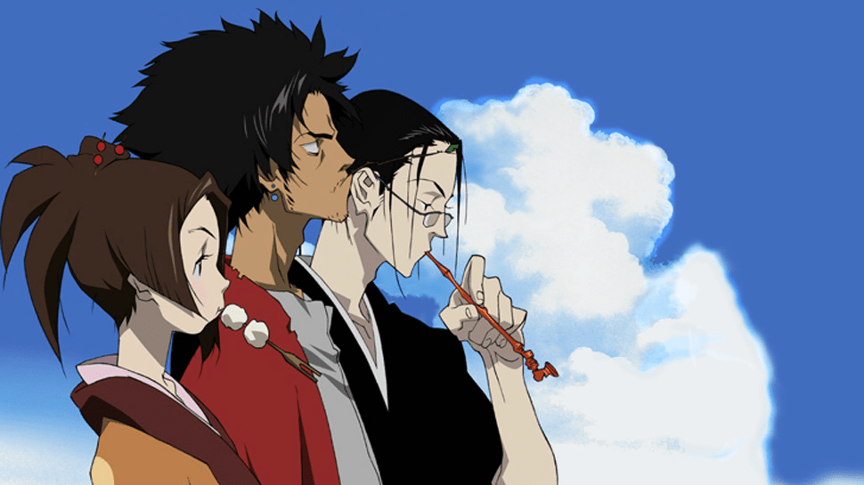 Samurai Champloo - Missing Image