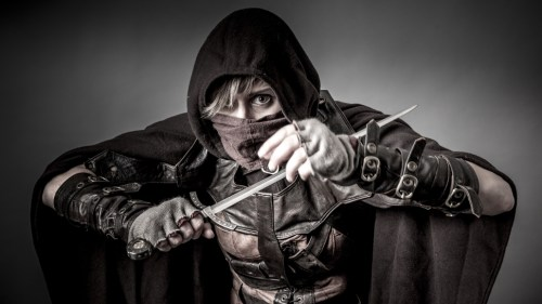 Image result for d&d cosplay human warrior