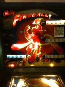 Fireball Pinball