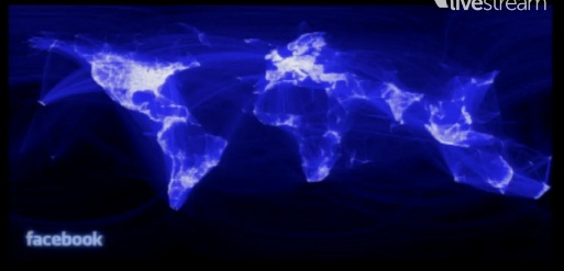 Visualization of Connection across the World