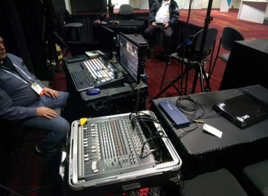 The tricaster