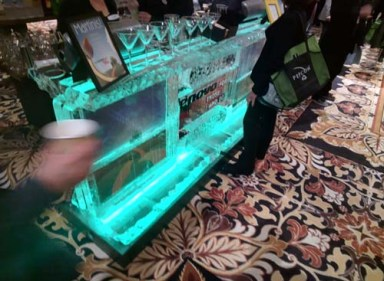 Lenovo ice table