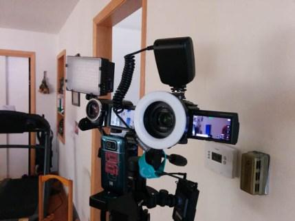 Walle5 Camera rig
