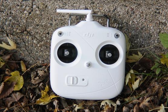 DJI Phantom II Drone Remote