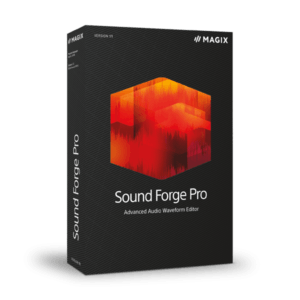 Sound Forge Pro 3 for Mac