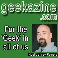 First Geekazine logo
