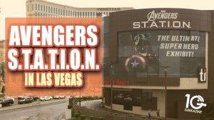 Avengers S.T.A.T.I.O.N. in Las Vegas
