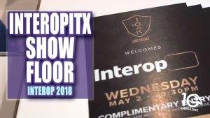 InteropITX Show Floor