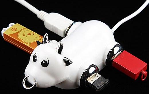 vache USB