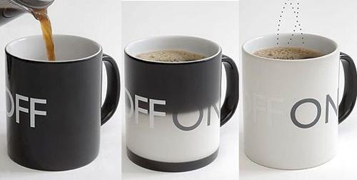 Tasse ON-OFF