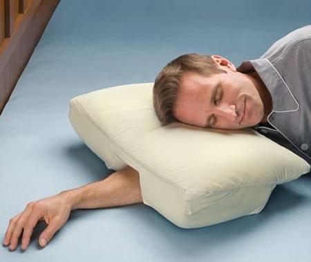 Arm Sleeper Pillow - Vous endormir sur votre bras sans l'engourdir