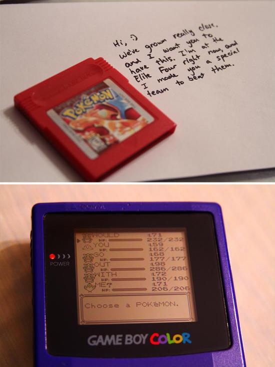 Comment demander de sortir avec une fille avec Pokémon