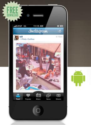 Instagram Android, c'est pour bientôt