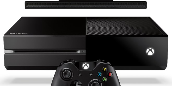 Image console Xbox One
