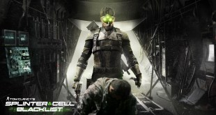 Image Splinter Cell BlackList Cover
