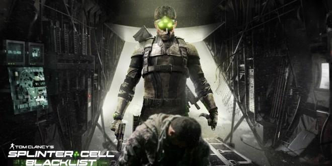 Image Splinter Cell BlackList Cover