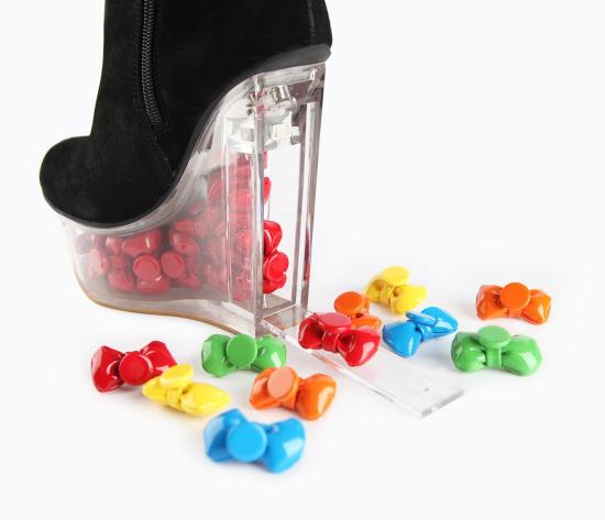 Chaussures Boucles Hello Kitty