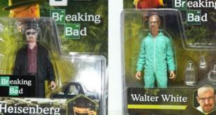 Figurines et gadgets séries TV - Breaking Bad