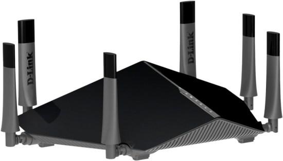 Déballage du routeur D-Link DIR-890L
