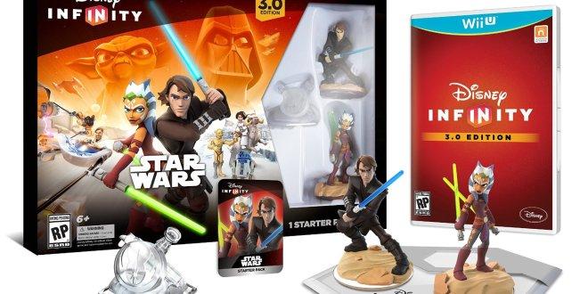 Déballage de Disney Infinity 3.0 pour Wii U