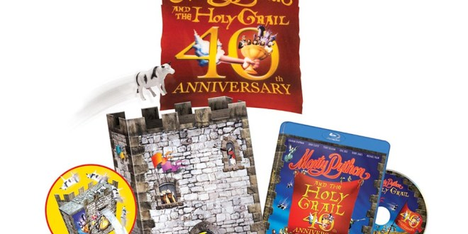 Monty Python Holy Grail 40th