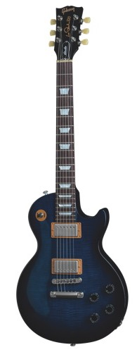 Gibson Les Paul Studio 2015 Manhattan Midnight - La liste de Noël geek de Pascal!