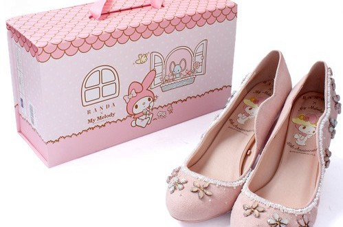My Melody Soulier
