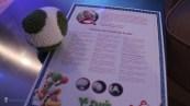 Patron de tricot de l'oeuf de Yoshi