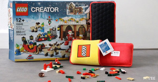 Pantoufles LEGO