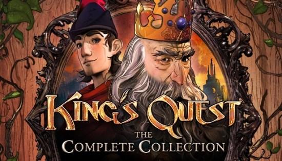 King's Quest episode 1 - PlayStation Plus décembre 2015
