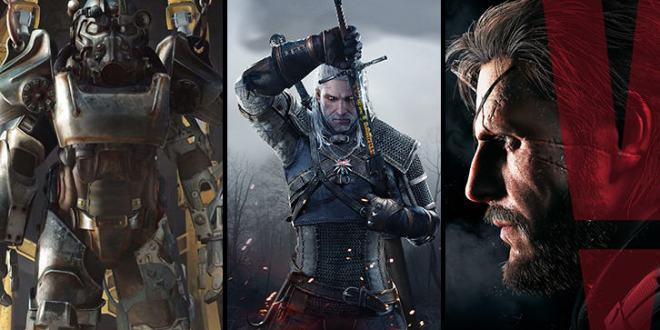nominées game awards 2015