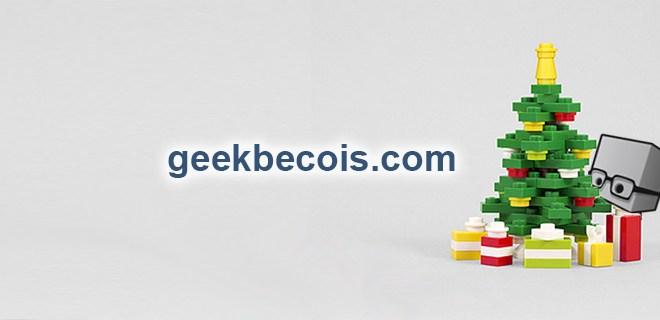 Geekbecois - Bannière de Noël