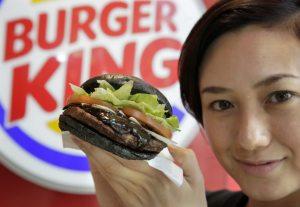 fast food Japon Burger King