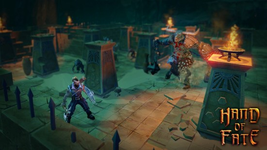 Hand of Fate | Games with Gold février 2016